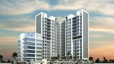 Gallery Cover Image of 650 Sq.ft 1 BHK Apartment for rent in Crescent The Solitaire, Sakinaka for 32000