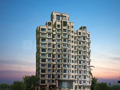 Gallery Cover Image of 1170 Sq.ft 2 BHK Apartment for buy in Chhadva Chhadva Galaxy, Kamothe for 8600000