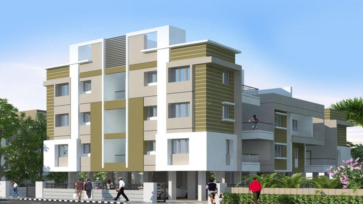 Gallery Cover Pic of Vastu Prathamesh Residency