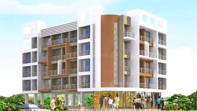 Gallery Cover Image of 620 Sq.ft 1 RK Apartment for buy in Laxmi Niwas, Kharghar for 4500000