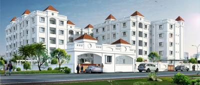 Gallery Cover Image of 1200 Sq.ft 2 BHK Apartment for buy in SSVR Fairy Bells, Kodigehalli for 9000000