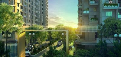 Gallery Cover Image of 639 Sq.ft 1 BHK Apartment for buy in Paranjape Abhiruchi Parisar T1 T2 T3 M1A M1B And M2, Dhayari for 4800000