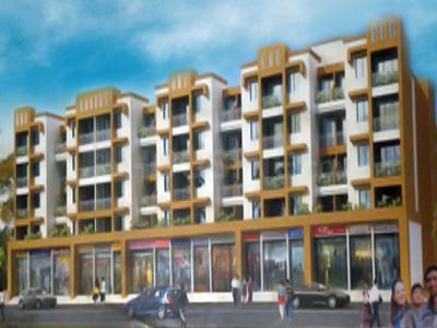 Gallery Cover Image of 595 Sq.ft 1 BHK Independent House for buy in Shree Jagannath Residency, Kalyan East for 2400000