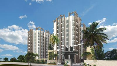 Gallery Cover Image of 1489 Sq.ft 3 BHK Apartment for rent in MR Proview Shalimar City, Hindan Residential Area for 12000