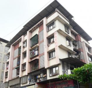 Gallery Cover Image of 590 Sq.ft 1 BHK Apartment for rent in Navkar, Nalasopara West for 6000