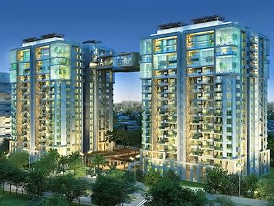 Gallery Cover Image of 3895 Sq.ft 4 BHK Apartment for buy in RMZ Latitude, Byatarayanapura for 38000000