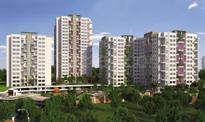 Gallery Cover Image of 1170 Sq.ft 2 BHK Apartment for rent in Kohinoor Tinsel Town Phase II, Hinjewadi for 12000