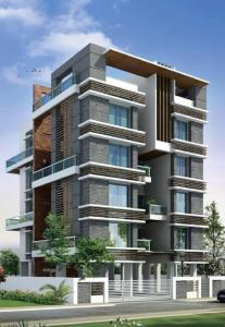 Gallery Cover Image of 810 Sq.ft 2 BHK Apartment for buy in Goel Luxury Homes, Hari Nagar for 4700000