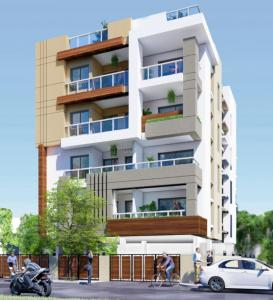 Gallery Cover Image of 1065 Sq.ft 2 BHK Apartment for buy in 521 Jodhpur Park, Jodhpur Park for 7987000