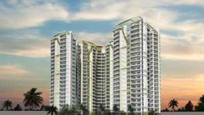 Gallery Cover Image of 1195 Sq.ft 2 BHK Apartment for rent in Angel Angel Mercury, Ahinsa Khand for 14500