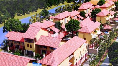 Gallery Cover Pic of Ambuja Ganga Kutir Residency