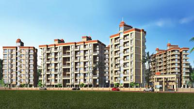 Gallery Cover Image of 821 Sq.ft 1 BHK Apartment for buy in GBK Vishwajeet Edge, Ambernath East for 3200000