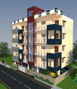 Gallery Cover Image of 1100 Sq.ft 2 BHK Apartment for buy in VR Residency, Hennur for 3800000
