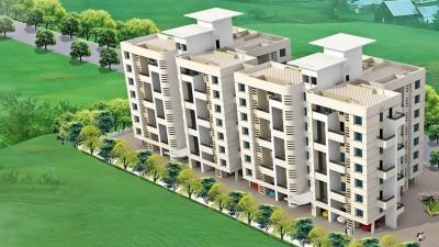 Gallery Cover Image of 1245 Sq.ft 3 BHK Apartment for buy in Aurum Platina , Wakad for 10000000