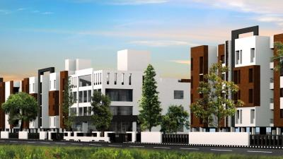 Gallery Cover Image of 1000 Sq.ft 2 BHK Apartment for rent in Adinath Shantiniketan, Mannivakkam for 500000