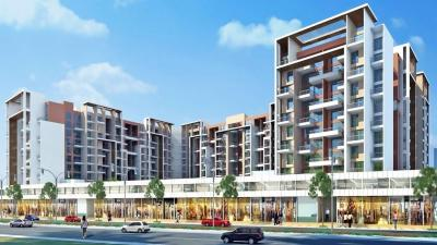 Gallery Cover Image of 1300 Sq.ft 3 BHK Apartment for rent in ARV Royale, Handewadi for 15500