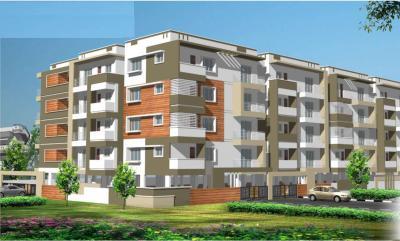 Gallery Cover Image of 1200 Sq.ft 2 BHK Apartment for buy in Vikyath White Meadows, Krishnarajapura for 5886000