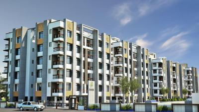 Gallery Cover Image of 1080 Sq.ft 2 BHK Apartment for buy in Dev Dev Castle, Isanpur for 4300000