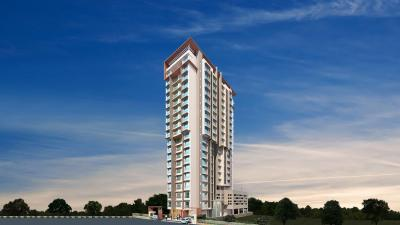 Gallery Cover Image of 1000 Sq.ft 3 BHK Apartment for buy in Veena Crest, Andheri West for 22000000