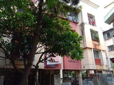 Gallery Cover Image of 510 Sq.ft 1 BHK Apartment for rent in Goodwill Terrace, Dhanori for 7800