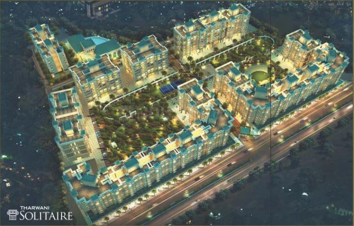 Gallery Cover Pic of Tharwani Realty Solitaire Phase I