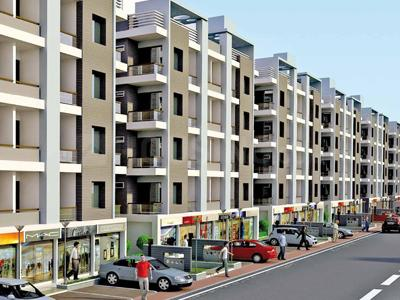 Gallery Cover Image of 1305 Sq.ft 2 BHK Apartment for buy in Villa II, Nava Naroda for 4100000