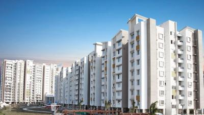 Gallery Cover Image of 1340 Sq.ft 3 BHK Independent House for buy in Man Developments Ocean park, Nipania for 7600000