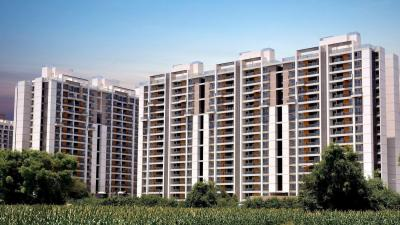 Gallery Cover Image of 1260 Sq.ft 2 BHK Apartment for buy in Goyal Orchid Paradise, Bopal for 5500000