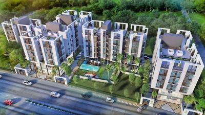 Gallery Cover Image of 1529 Sq.ft 4 BHK Apartment for rent in Magnolia Grand, Chotto Chandpur for 20000