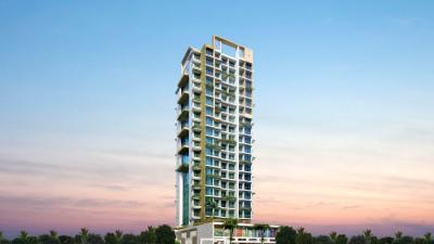 Gallery Cover Image of 665 Sq.ft 1 BHK Apartment for buy in Pyramid Signature Heights, Ghansoli for 8500000