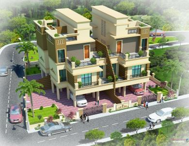 Gallery Cover Image of 1300 Sq.ft 1 BHK Villa for buy in Orchid Villa, Vasai East for 4300000