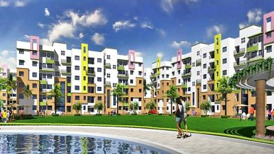 Gallery Cover Image of 700 Sq.ft 2 BHK Apartment for rent in Chitra River Breeze, Champdani for 11000
