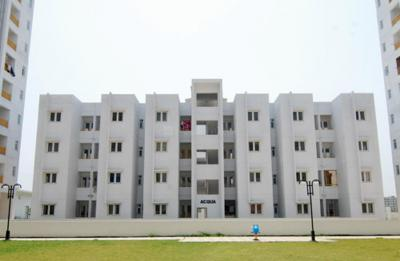 Gallery Cover Image of 822 Sq.ft 2 BHK Apartment for rent in Shrachi Greenwood Elements, Rajarhat for 20000
