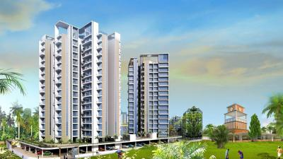 Gallery Cover Image of 710 Sq.ft 1 BHK Apartment for buy in Akshar Valencia, Kalamboli for 5500000