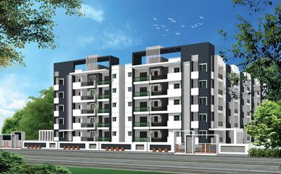 Gallery Cover Image of 1000 Sq.ft 3 BHK Independent Floor for buy in Srivari Apartments by NCN Developers, New Thippasandra for 5500000