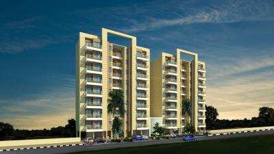Gallery Cover Image of 1304 Sq.ft 3 BHK Apartment for rent in KLJ Platinum Plus, Sector 77 for 11000