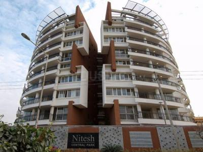 Gallery Cover Image of 1222 Sq.ft 3 BHK Apartment for rent in Nitesh Central Park, Kogilu for 24000