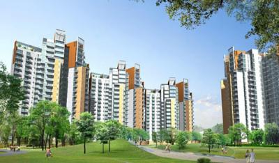 Gallery Cover Image of 1500 Sq.ft 3 BHK Apartment for rent in Unitech Uniworld Gardens, Sector 47 for 26000