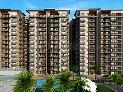 Gallery Cover Image of 1875 Sq.ft 3 BHK Apartment for rent in Puravankara High Crest, Mallasandra for 25000