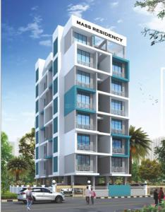 Gallery Cover Image of 670 Sq.ft 1 BHK Apartment for buy in Mass Residency, Kamothe for 5300000