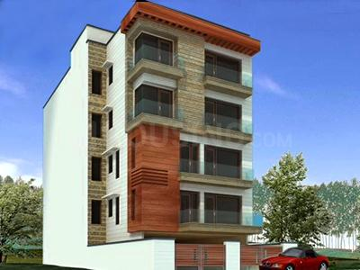 Gallery Cover Image of 579 Sq.ft 2 BHK Apartment for buy in Cheque A 31 East of Kailash, Garhi for 2500000