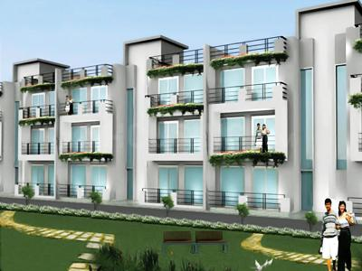 Gallery Cover Image of 2000 Sq.ft 6 BHK Apartment for rent in SP Gaur Samriddhi, Surya Nagar for 20000