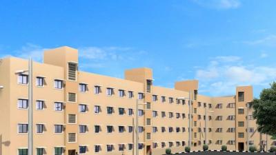 Gallery Cover Image of 762 Sq.ft 2 BHK Apartment for buy in Samruddhi Complex, Karjat for 2100000