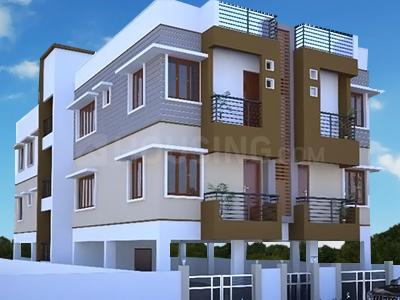 Gallery Cover Image of 700 Sq.ft 2 BHK Apartment for rent in Puzhuthivakkam Project, Madipakkam for 12000