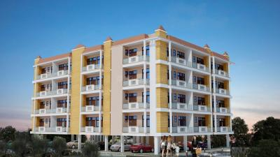 Gallery Cover Image of 540 Sq.ft 2 BHK Independent House for buy in Chitransh Dream Homes Krishna Kunj, Chhapraula for 2450000