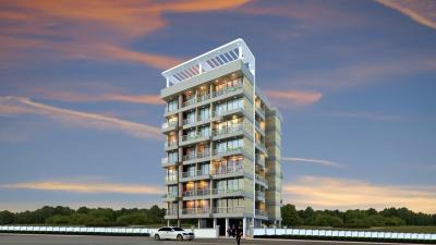 Gallery Cover Image of 705 Sq.ft 1 BHK Apartment for buy in Vishrut Athens, Kharghar for 6700000