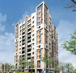 Gallery Cover Image of 1620 Sq.ft 3 BHK Apartment for rent in Shrachi Dakshin, Panchpota for 26000