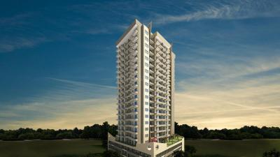 Gallery Cover Image of 800 Sq.ft 2 BHK Apartment for rent in Vedic Heights, Kandivali East for 26000