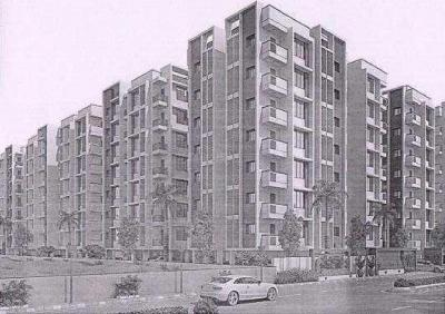 Gallery Cover Image of 675 Sq.ft 1 BHK Apartment for buy in Tulsi Residency, Nava Naroda for 1800000