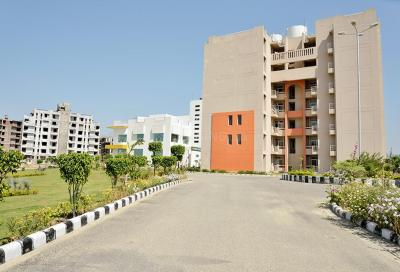 Gallery Cover Image of 375 Sq.ft Studio Independent Floor for buy in Hero Haridwar Greens Apartments by Hero Realty Private Limited, Aneki Hetmapur for 1100000